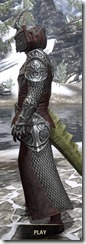 Meridian Light - Argonian Male Robe Side