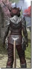 Meridian Light - Khajiit Female Shirt Close Rear