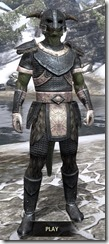 Nord Iron - Argonian Male Front