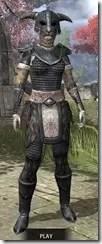 Nord Iron - Khajiit Female Front