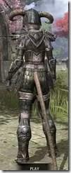 Nord Orichalc - Khajiit Female Rear
