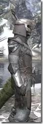 Orc Steel - Argonian Male Close Side