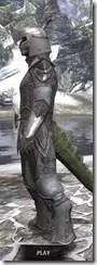 Orc Steel - Argonian Male Side