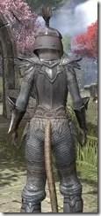 Orc Steel - Khajiit Female Close Rear