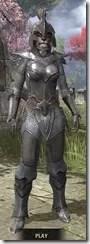 Orc Steel - Khajiit Female Front
