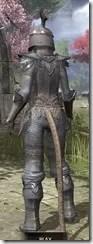 Orc Steel - Khajiit Female Rear