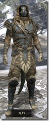 Outlaw Iron - Argonian Male Front