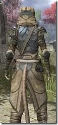 Outlaw Iron - Khajiit Female Close Rear