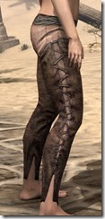Primal Homespun Breeches - Female Right
