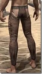 Primal Homespun Breeches - Male Rear