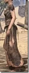 Primal Homespun Robe 1 - Female Side