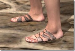 Prophet's Sandals - Female Side