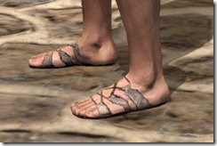 Prophet's Sandals - Male Side