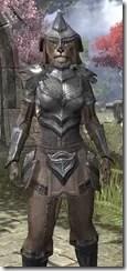 Redguard Steel - Khajiit Female Close Front
