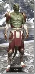Sai Sahan - Argonian Male Front