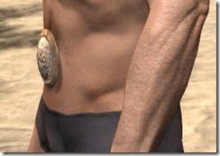 Sai Sahan's Belt - Male Side