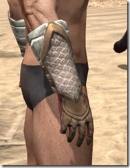 Sai Sahan's Bracers - Male Right