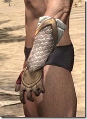 Sai Sahan's Bracers - Male Side