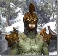 Stonekeeper - Argonian Male Front