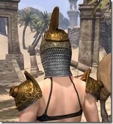 Stonekeeper - Female Rear