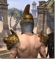Stonekeeper - Male Rear