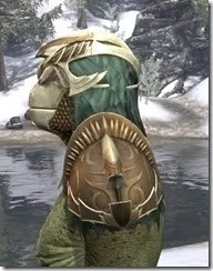 Symphony of Blades - Argonian Male Side