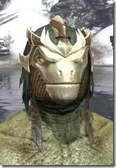 Symphony of Blades Visage - Argonian Male Front