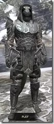 Thieves Guild Iron - Argonian Male Front