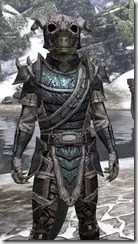 Wood Elf Orichalc - Argonian Male Close Front