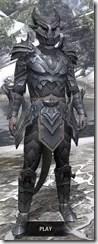 Xivkyn Iron - Argonian Male Front