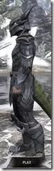 Xivkyn Iron - Argonian Male Side