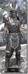 Yokudan Iron - Argonian Male Front
