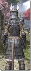 Yokudan Iron - Khajiit Female Close Rear