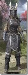 Yokudan Iron - Khajiit Female Front