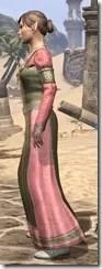 Bardic Tavern Singer's Dress Female Side