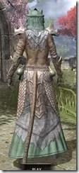 Fanged Worm Heavy - Khajiit Female Rear