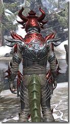 Firedrake - Argonian Male Close Rear
