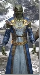 Jarl Justice's Formal Frock Argonian Male Close Front