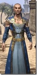 Jarl Justice's Formal Frock Male Close Front