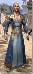 Jarl Justice's Formal Frock Male Front