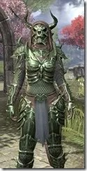 Pit Daemon - Khajiit Female Close Front