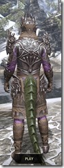 Stormlord - Argonian Male Rear