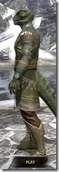 Treethane's Mosaic Jerkin Argonian Male Side
