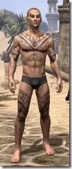 Alftand Glacial Body Tattoos Male Front