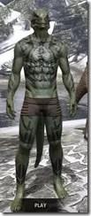 Dwarven Centurion Body Tattoos Argonian Male Front