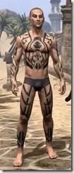 Dwarven Centurion Body Tattoos Male Front
