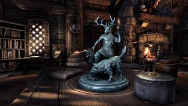Statuette: Hircine, the Huntsman