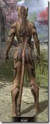 Meridian Radiance Body Tattoos Khajiit Female Rear