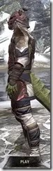 Anequina Heavy - Argonian Male Side