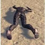 Corpse, Burned Sprawled